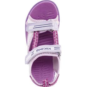 Viking Footwear Skumvaer - Sandales Enfant - violet